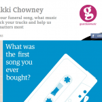 Guardian launches Six Songs of Me