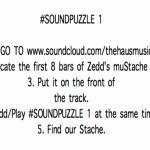Gaga reveals new track with interactive 'hunt' #SOUNDPUZZLE